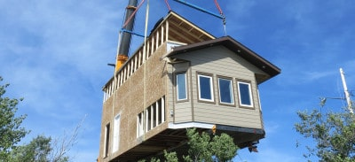 A Modular Home Constructed to be Moved On Site in AB, or BC