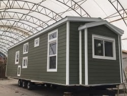 Tiny Cabin Manufacturer BC, SK, BC