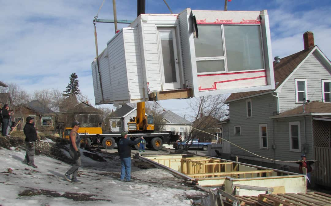 Why Many Home Builders and Developers are Turning to Modular Building.