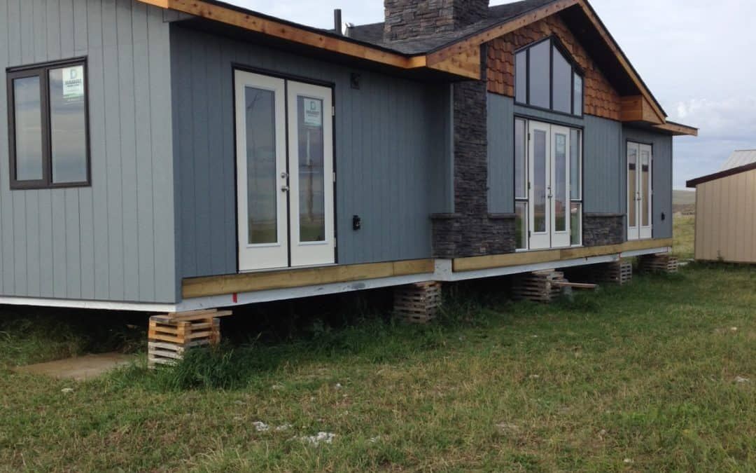 Tiny Houses in Alberta, BC, and Sask
