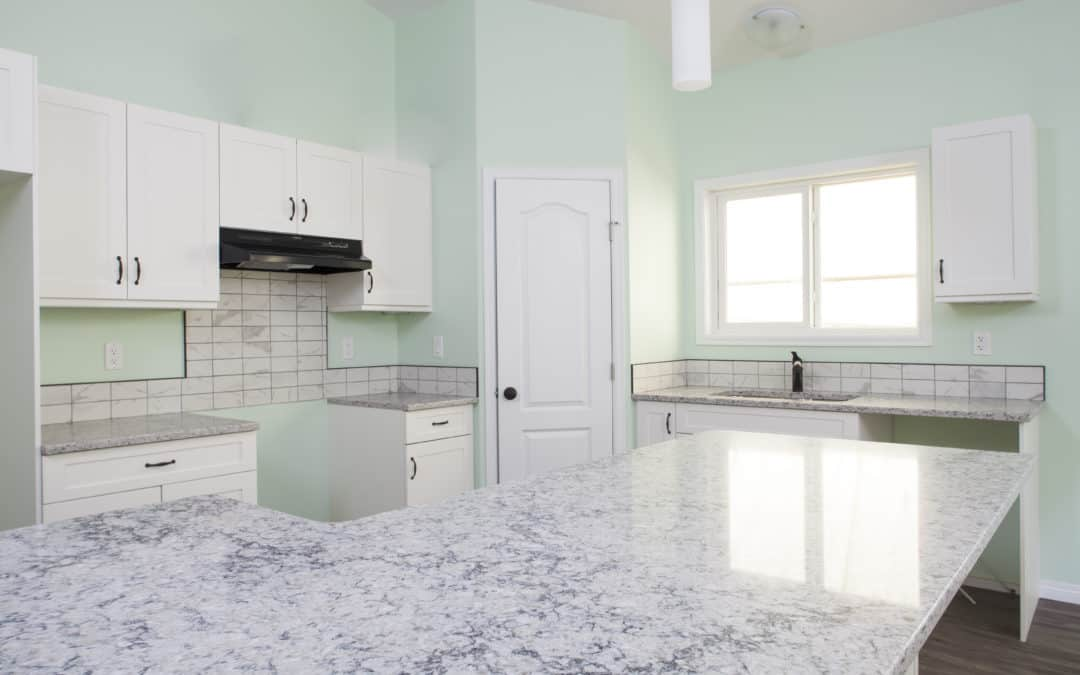Designing your Kitchen in your new RTM Cottage or Home