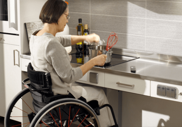 Handicap, wheelchair, and mobility accessibility in RTM Homes.